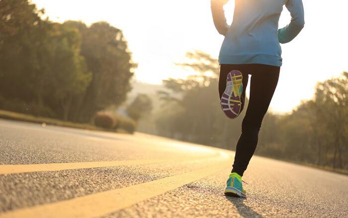"""ออกกำลังกายด้วยการ """"วิ่ง"""" ช่วยให้อายุยืน"""