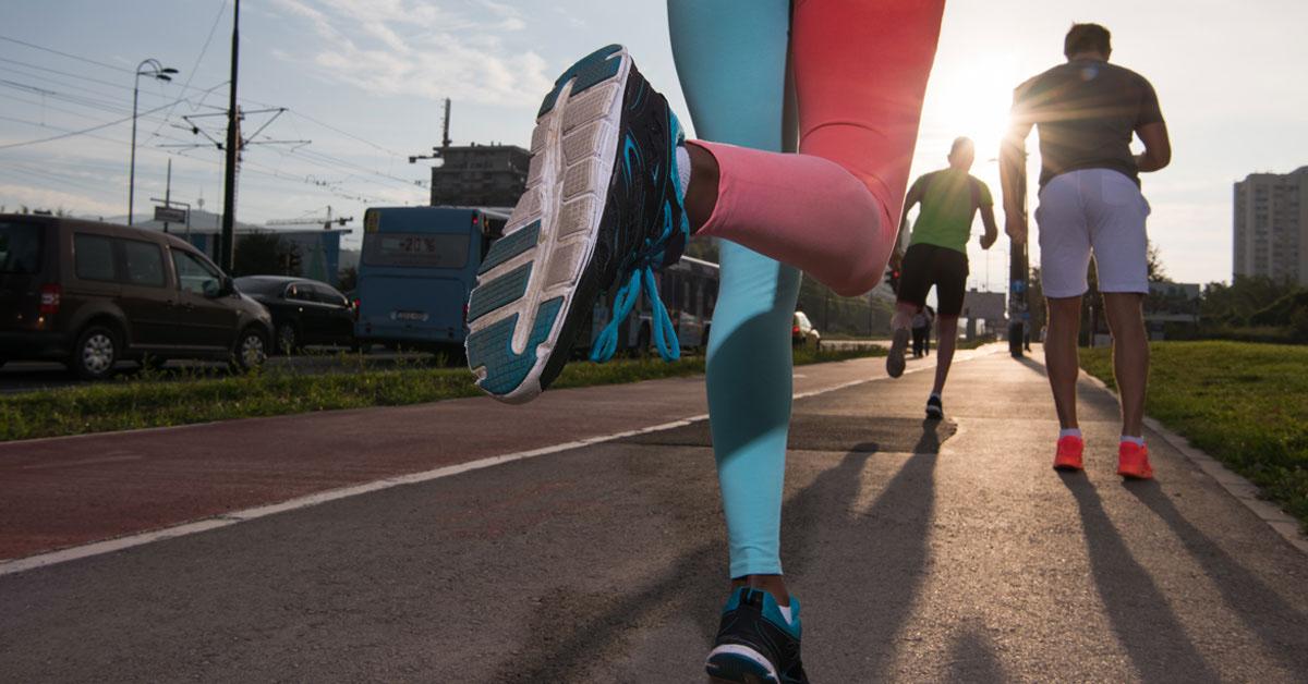 ในขณะวิ่งถ้าเกิดอาการบาดเจ็บเราจะแก้ด้วยวิธีไหนไม่ได้